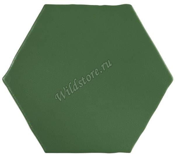Плитка Marrakech Verde Hexagon 15x15 см